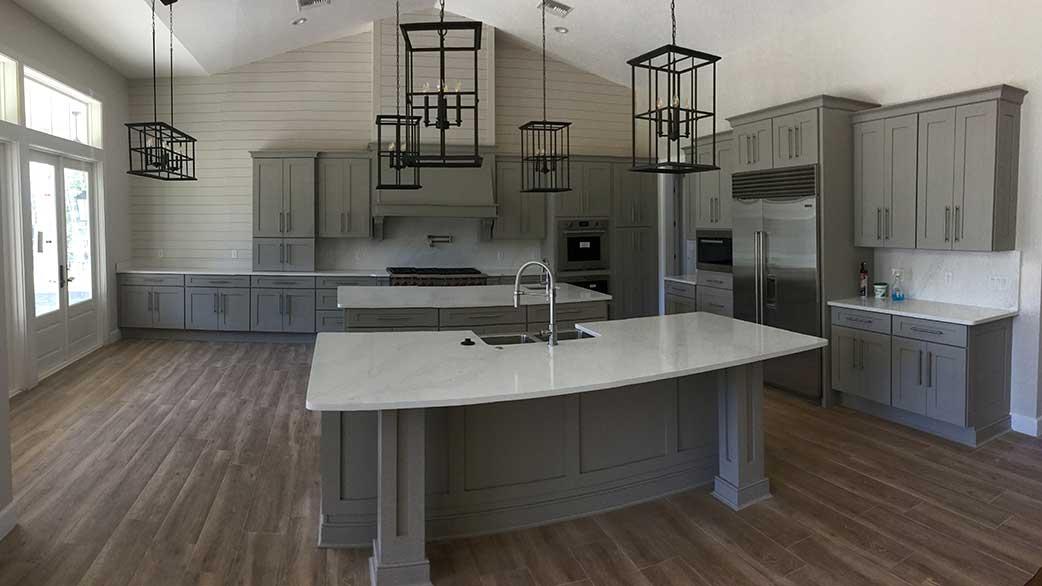 Deems Kitchen Cabinet & Countertop Remodel