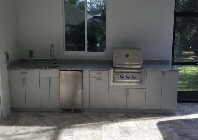 Zingaro Outdoor Kitchen